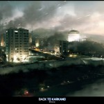 Battlefield 3: Concept Art - Sharqi Peninsula