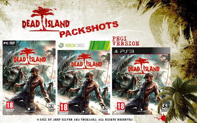 Dead Island - Normalny logotyp