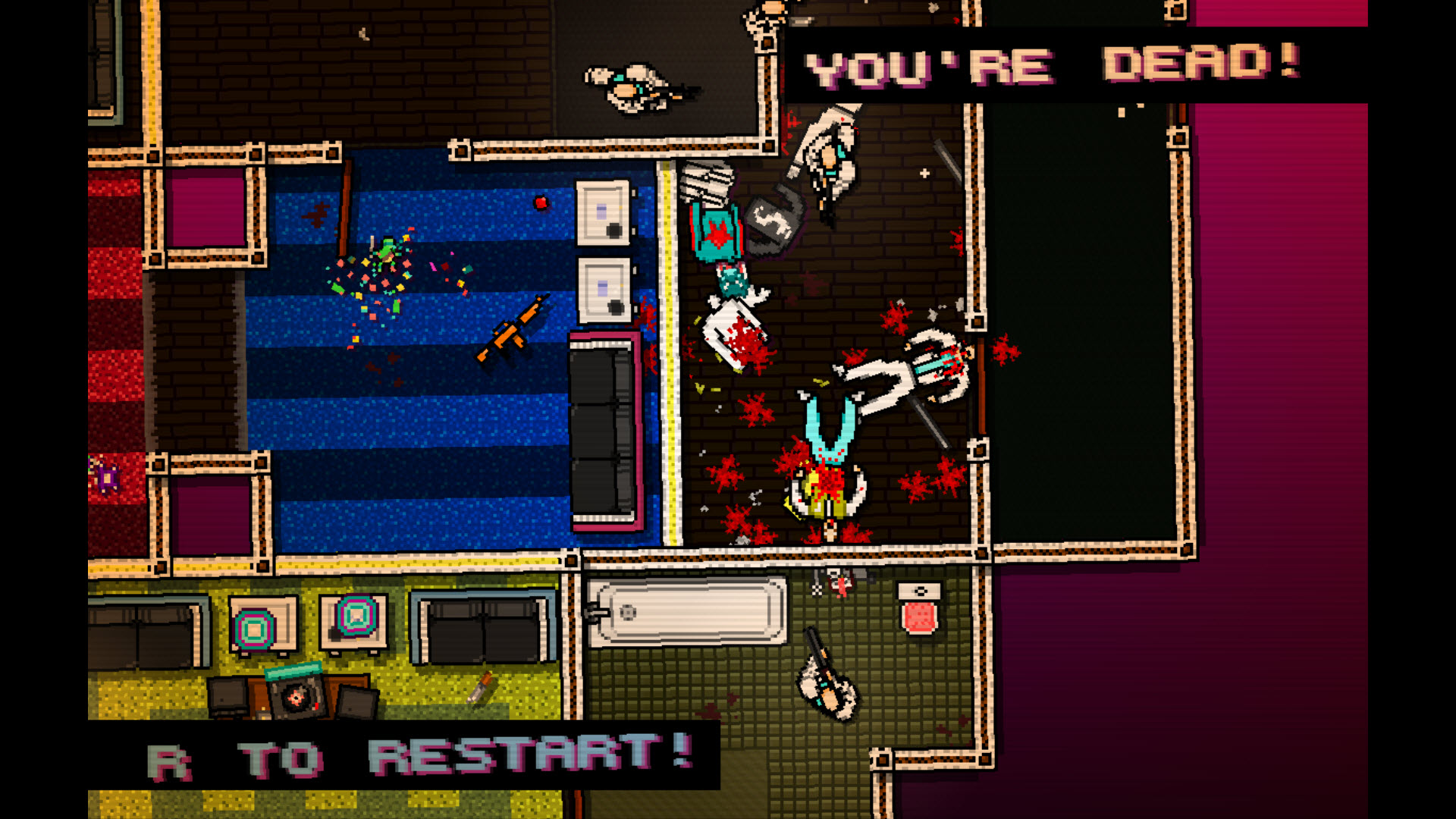 Hotline Miami Screen 3