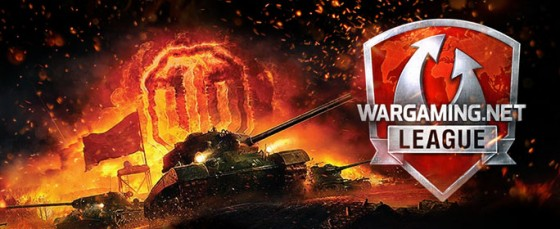 World of Tanks - Wargaming.net league