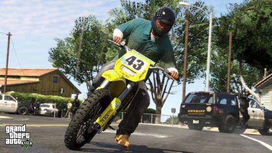 GTA V - Grand Theft Auto