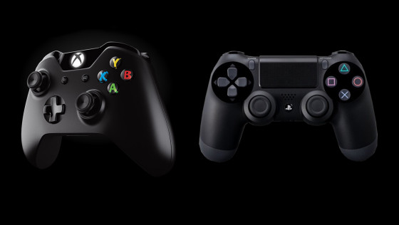 PS4 / Xbox One - Pady