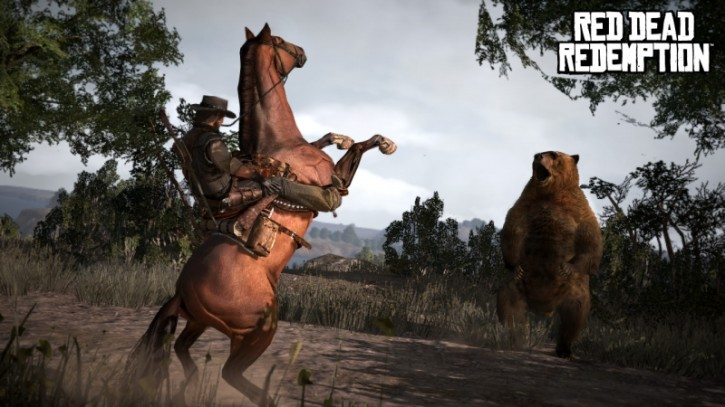 Red Dead Redemption - Grizzly