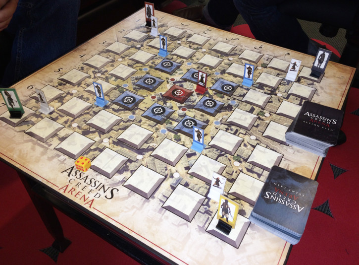 assassin's creed arena 3