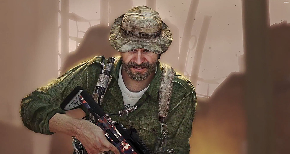 Duty Ghosts Captain Price Dlc – Fondos de Pantalla
