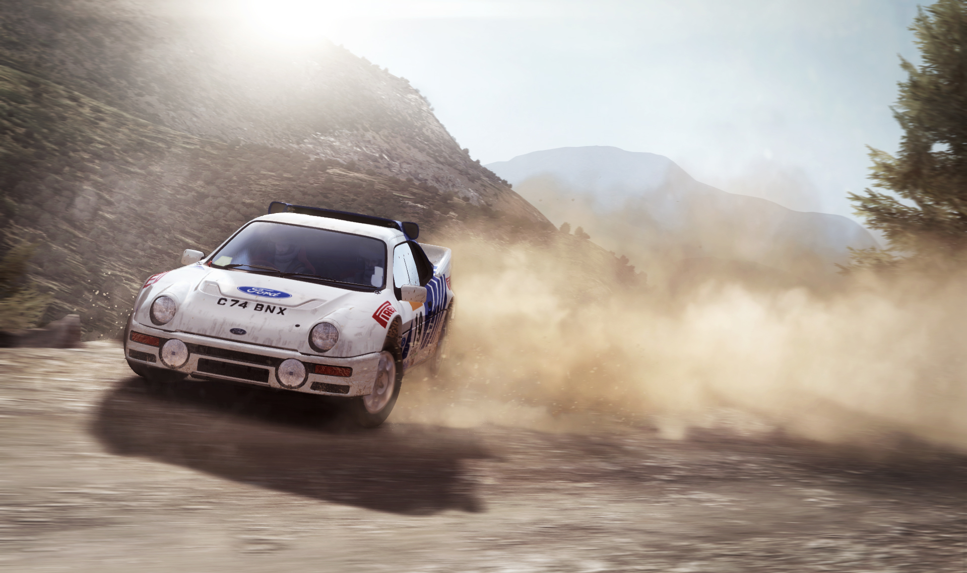 dirt rally rated for xbox one and playstation 4 ar12gaming. Black Bedroom Furniture Sets. Home Design Ideas