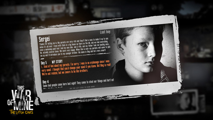 This War of Mine – The Little Ones
