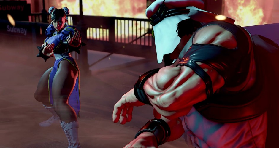 Street Fighter 5 / Street Fighter V