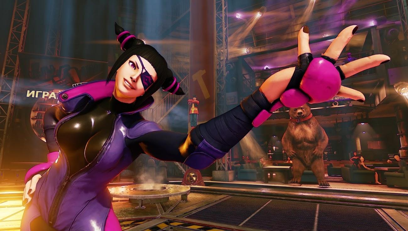 Street Fighter V – Yuri