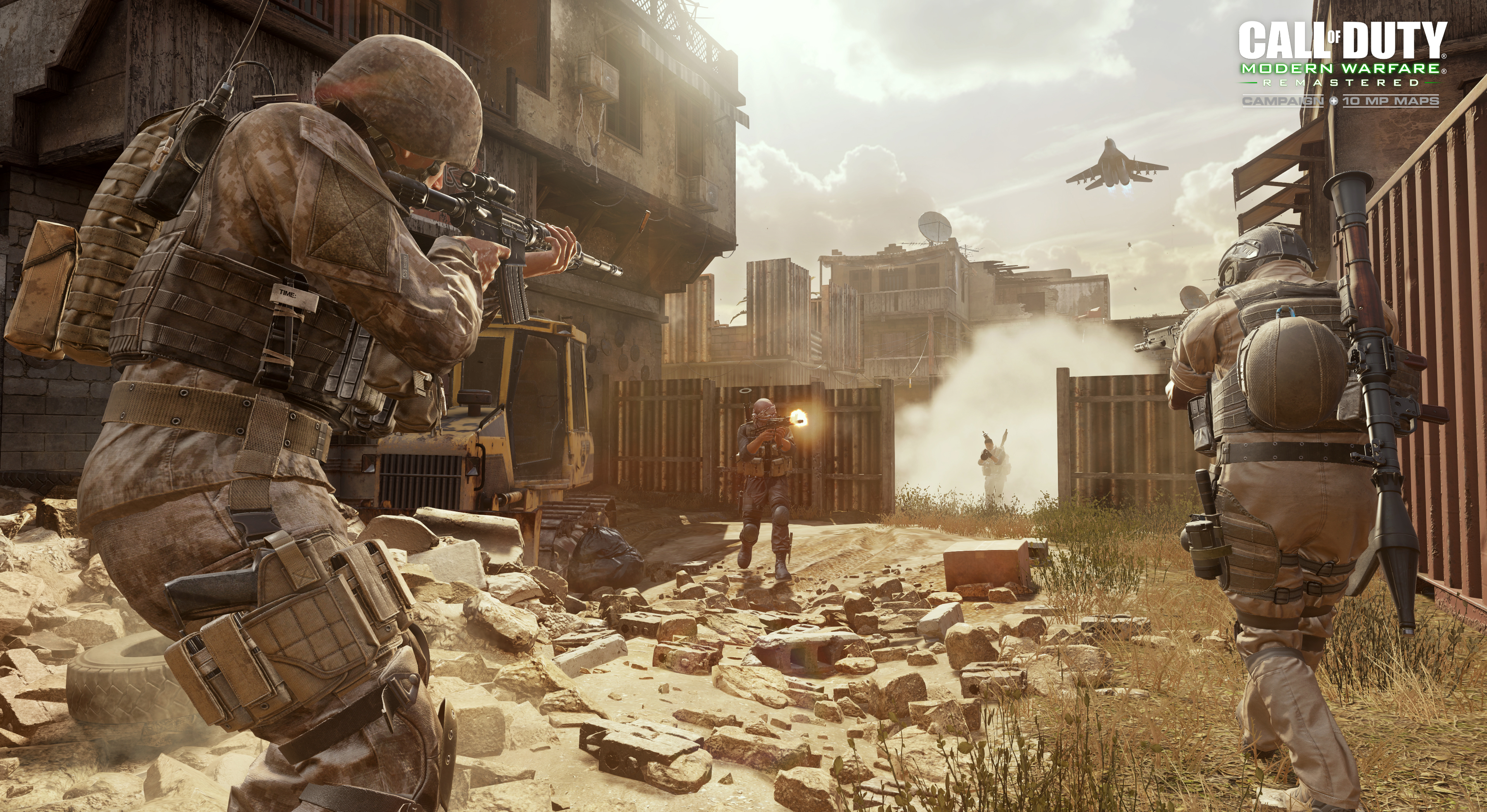 Call of Duty: Modern Warfare Remastered - Playing Daily